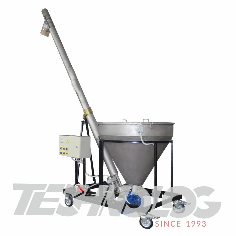Шнековые транспортеры для сыпучих продуктов время перерыва при работе на конвейере